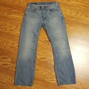 Levi's 559 Relaxed Straight Jeans Size 32 x 32